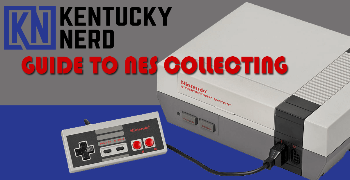 NES Collecting