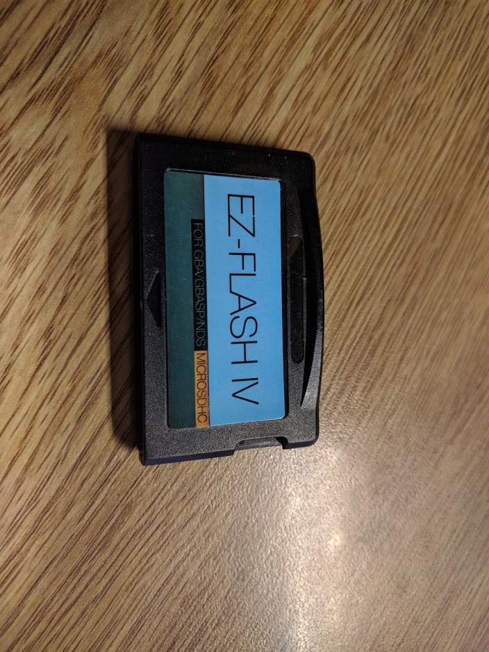EZFlash IV Review, The Affordable gba flash cart | The