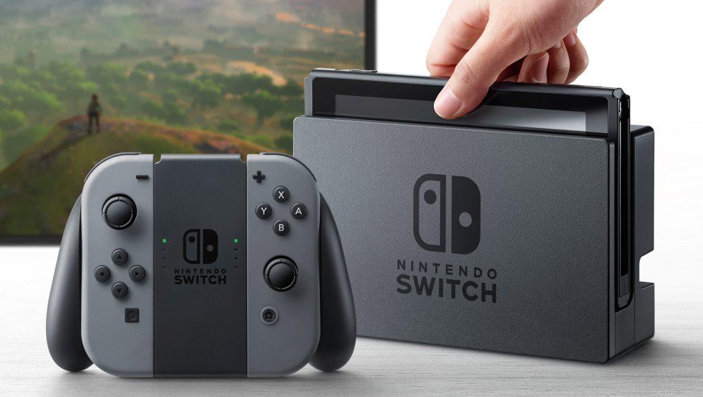 Nintendo Switch Release
