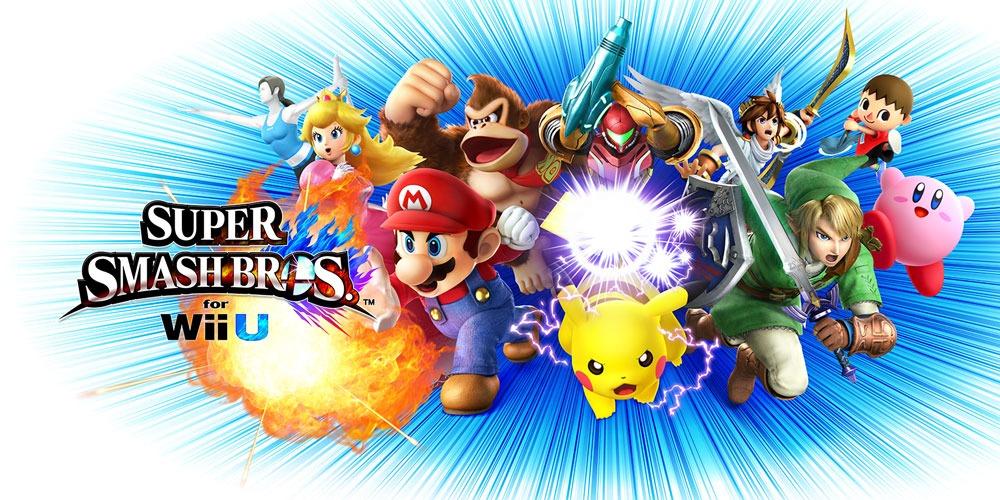 Wii U Smash Bros
