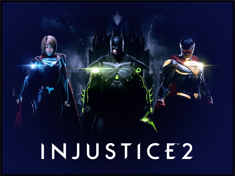 2017 Video Game Trailer Injustice 2