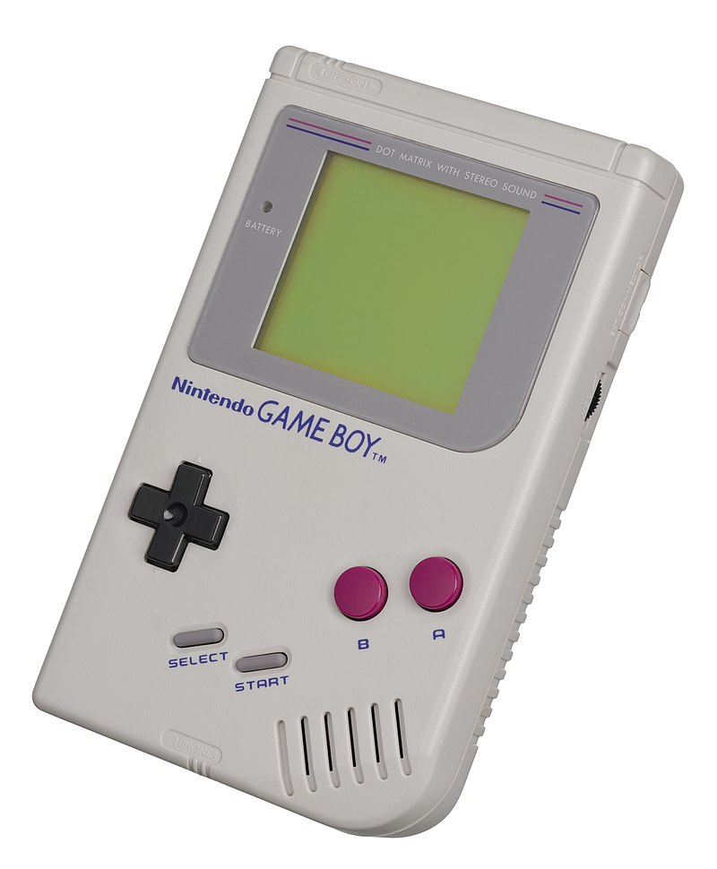 The Orignal Game boy DMG