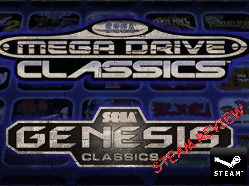 Genesis Classics Steam