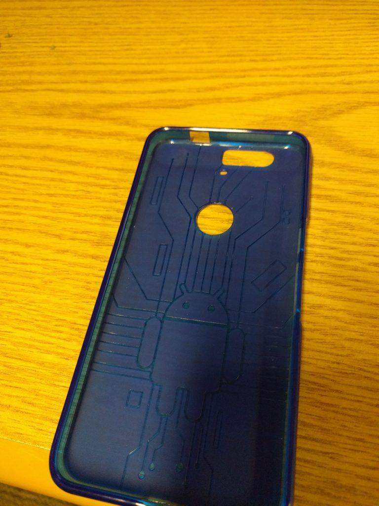 Cruzerlite Bugdroid Circuit Case