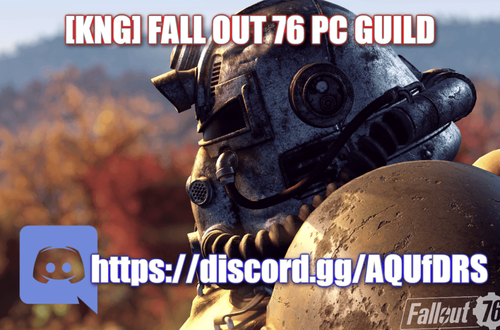 Fallout 76 PC Guild