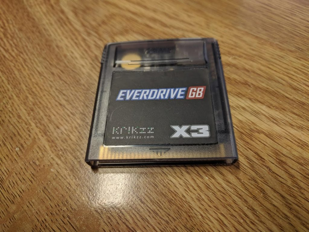 GB Everdrive Design