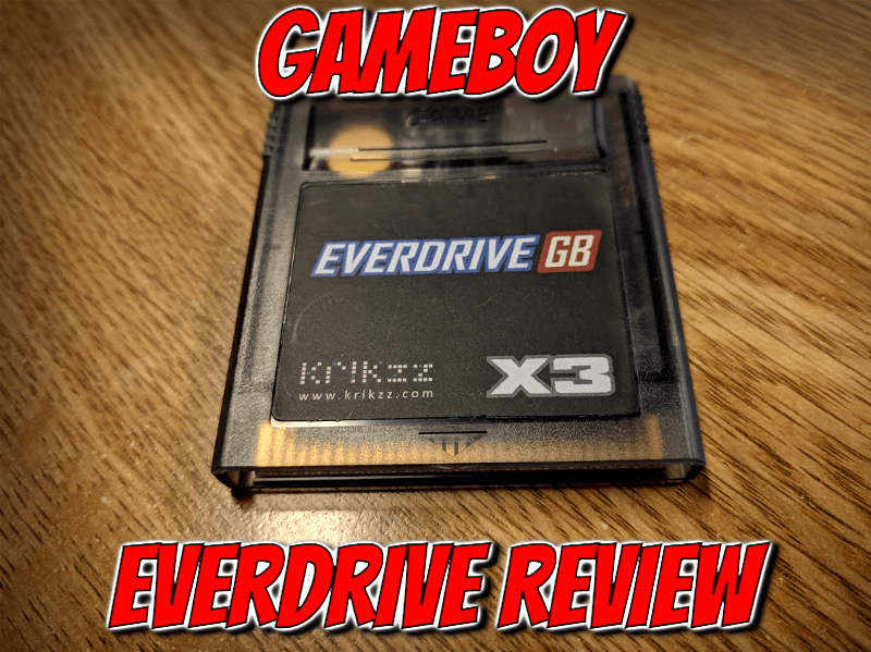gameboy everdrive review