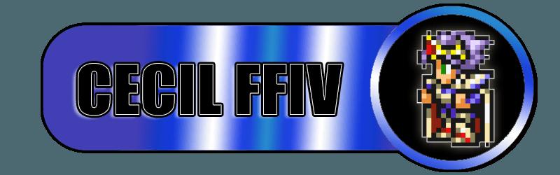 Cecil Paladin Final Fantasy IV