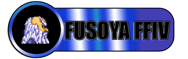 FuSoYa Final Fantasy IV
