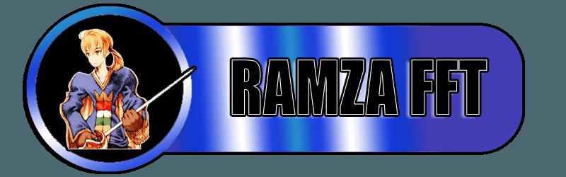 Ramza Final Fantasy Tactics
