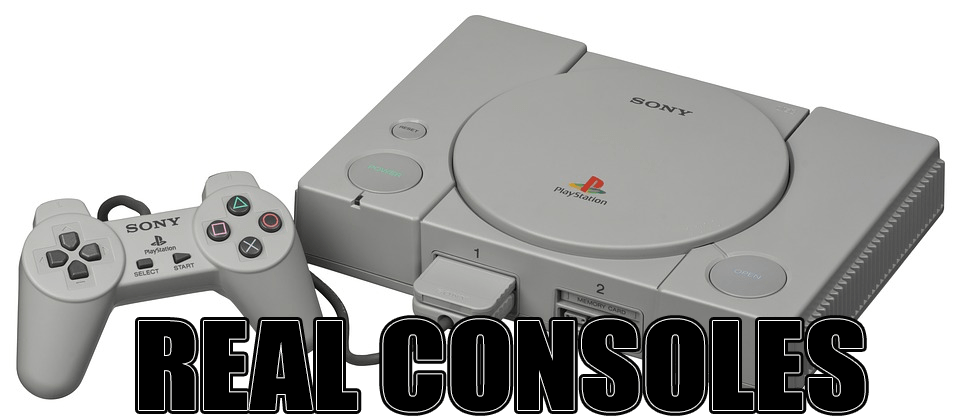 Millennial Gamers Real Consoles