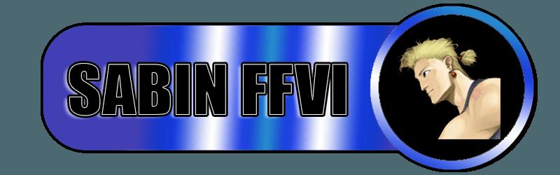 Sabin Final Fantasy III VI
