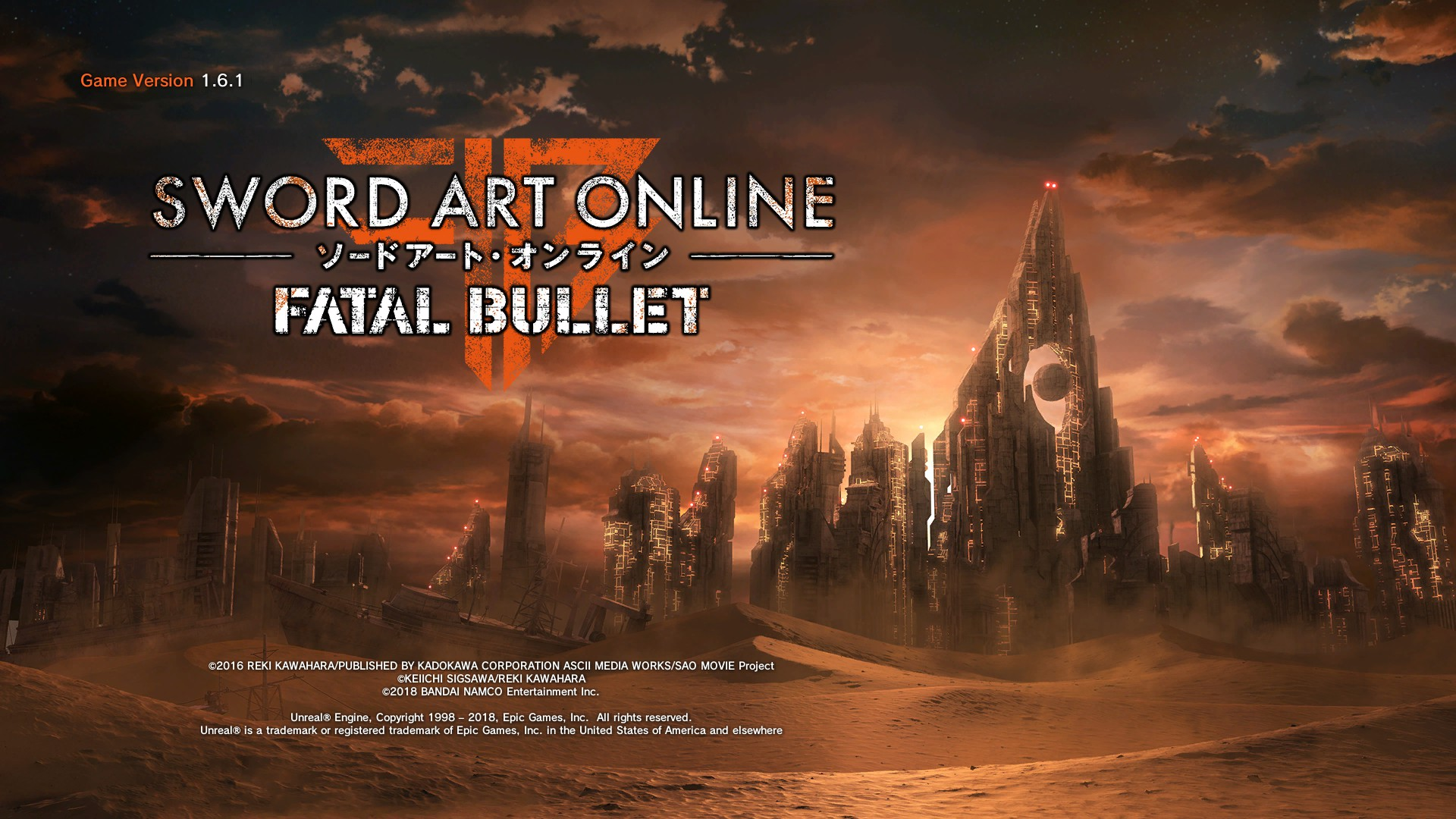 Sword Art Online Fatal Bullet Review Pc Gaming Steam Review