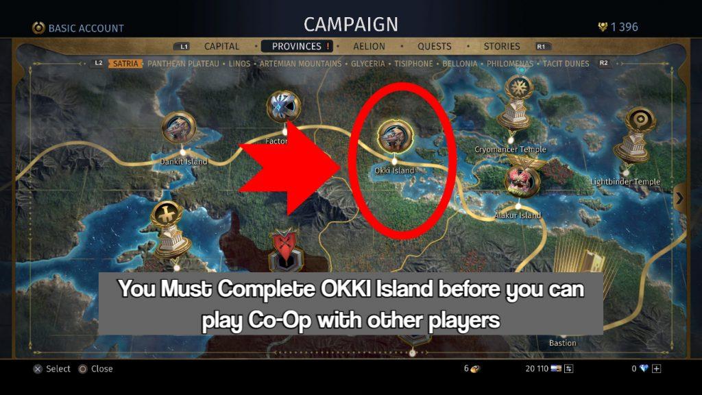 Skyforge PS4 Multiplayer