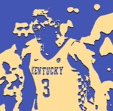 Keldon Johnson Kentucky Basketball 2019