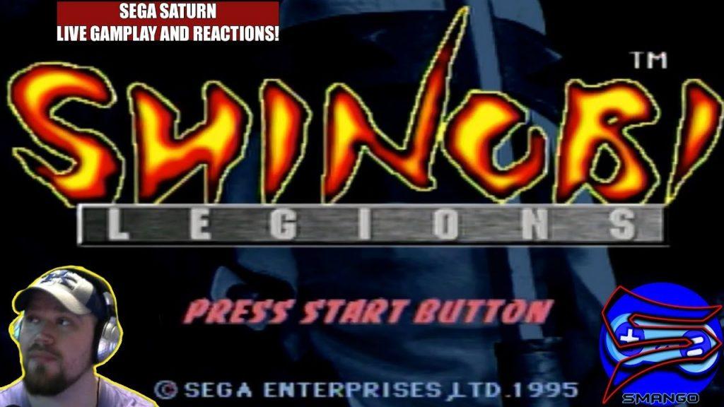 Shinobi Legions Gameplay
