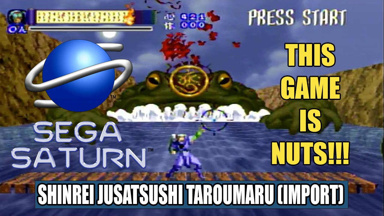 Sega Saturn Shinrei